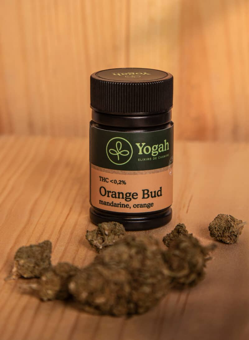 Orange Bud CBD - 1g